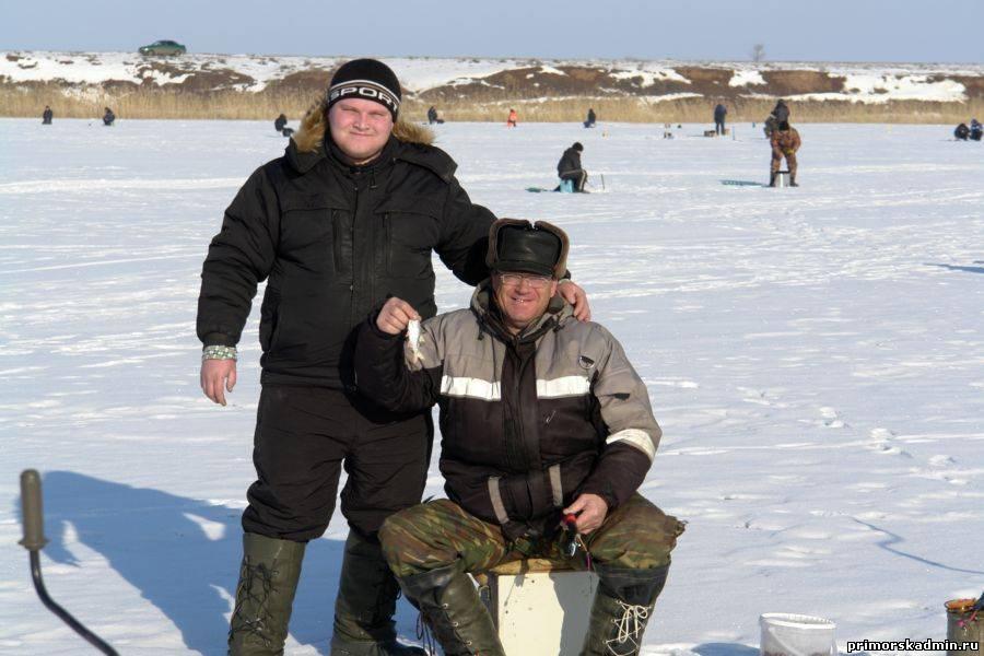 рыбалка волгоградская приморске